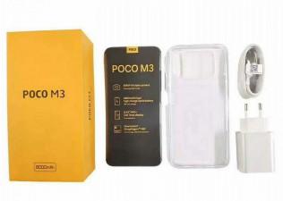 Смартфоны Poco M3 4/64 Gb