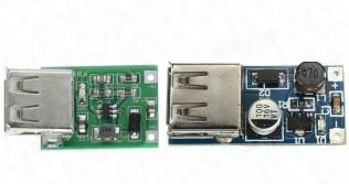 Повышающий преобразователь DC-DC до 5 В USB
