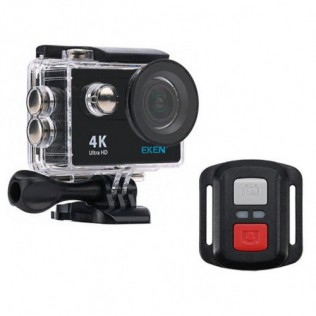 Экшен камера Eken H9 4K/30fps Wi-Fi