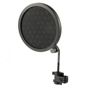 Поп-фильтр для микрофона 2 вида