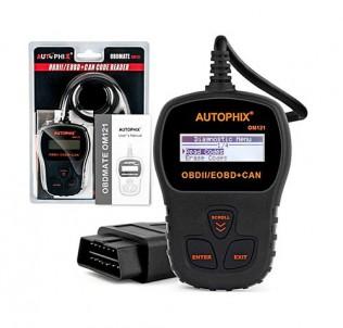 Автосканер Autophix OM121 проводной