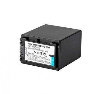 Аккумулятор Sony NP-FV100 3300 mAh