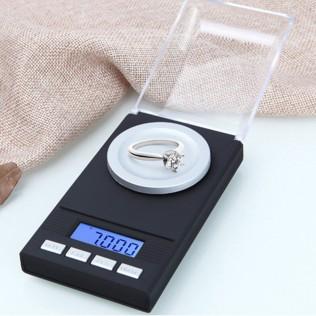 Весы ювелирные 50 гр точность 0.001г