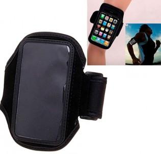 Спортивный чехол к телефону на руку для бега