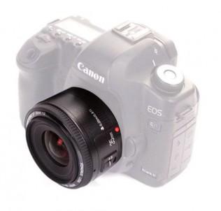 Объективы YN на Canon и Nikon 35mm F2.0