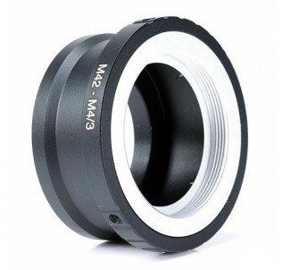 Кольцо переходное M42-Micro 4/3 для Panasonic/Olympus