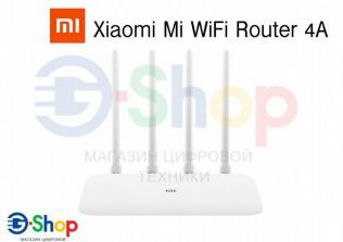 Роутер Xiaomi Mi WiFi Router 4A gigabit