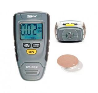 Толщиномер Лкп Fe/Al RM-660