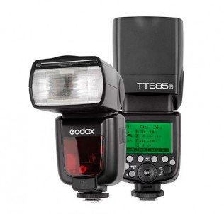 Вспышка Godox TT685F для Fujifilm