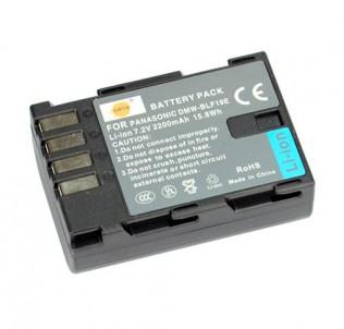 Аккумулятор Panasonic DMW-BLF19E 2200 mAh