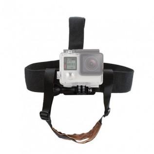 Крепеж на голову и подбородок под GoPro