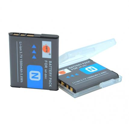 Аккумулятор Sony NP-BN/NP-BN1 1500 mAh