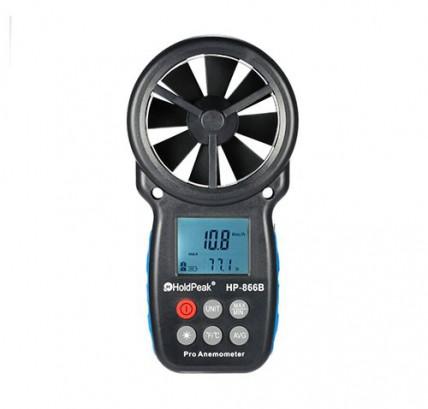 Анемометр с большой крыльчаткой Holdpeak HP-866b