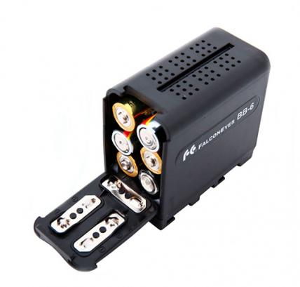 Аккумулятор-адаптер Sony NP-F970/F550