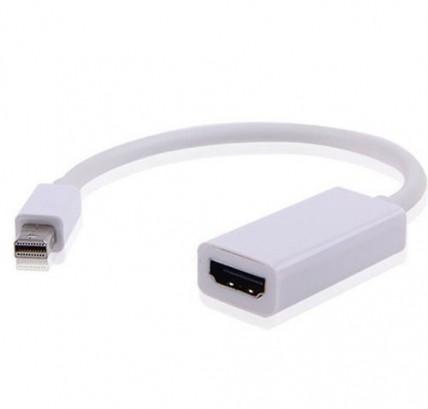 Переходник mini DP-Thunderbold на Hdmi для MacBook