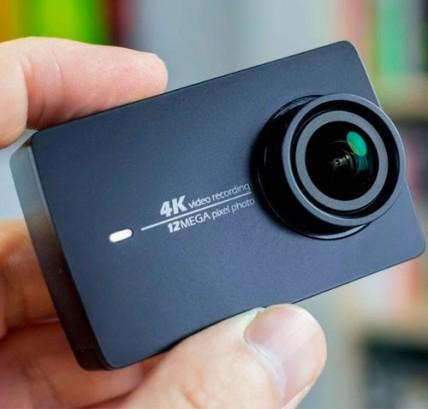 Экшен камера Xiaomi Yi 4K