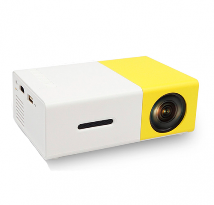 Портативный LED проектор YG300(310) 1080p