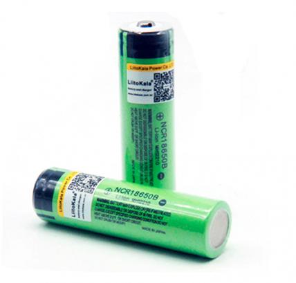 Аккумулятор LiitoKala NCR18650B 3400 mAh Опт и розница