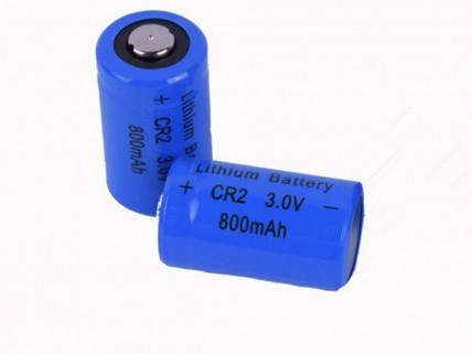 Аккумулятор CR2 (15270) 3V 800mAh