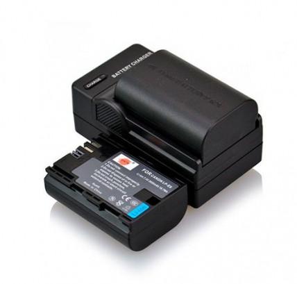 Зарядное устройство для аккумулятора Canon LP-E6