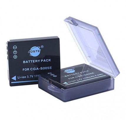 Аккумулятор Panasonic CGA-S005E/NP-70/BP-DC4 1750 mAh