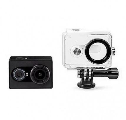 Экшн камера Xiaomi Yi с аквабоксом