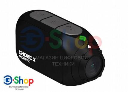 Экшен камера Drift Ghost X