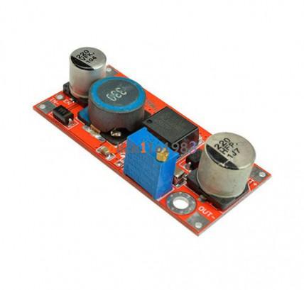 Повышающий преобразователь XL6009 на микросхеме LM2577 3A