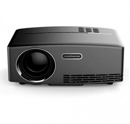 Проектор GP-80 1800Lm 2200:1 контраст