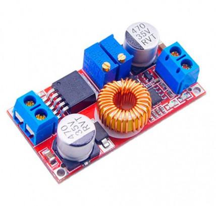 Преобразователь понижающий XL4015 5A ( с 5V-32V на 0.8V-30V)