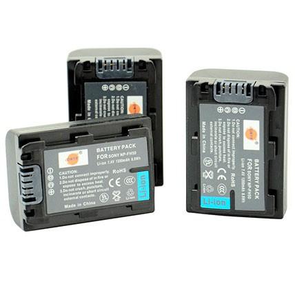 Аккумулятор Sony NP-FH50 1200 mAh