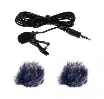 Ветрозащита мех на микрофоны