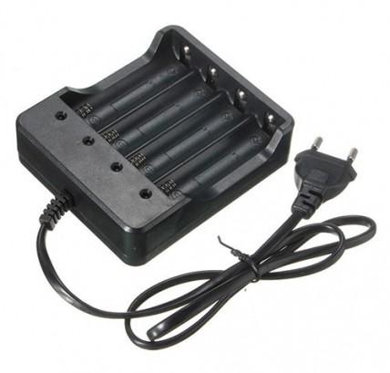 Зарядное устройство для 18650 Li-Ion на 4 аккумулятора