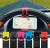 Крепление на руль для смартфона, навигатора
